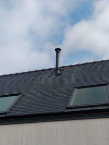 sortie de toit quimperlé